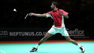 How to train like a badminton player | SportsLab