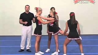 Winning it All! Volume 2 - The Basics for Partner Stunts & Transitions
