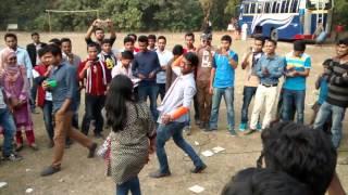 Bangla song dance. Rasel and prova
