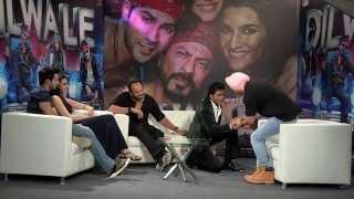 Diljit Dosanjh Interviews team Dilwale
