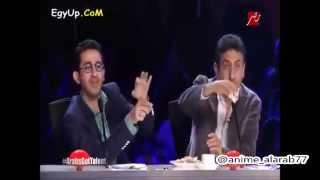 اضحك من قلبك مع احمد حلمي وناصر القصبي ارب قوت تالنت الموسم 4