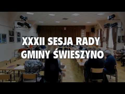 Xxx Mp4 XXXII Sesja Rady Gminy Świeszyno 3gp Sex
