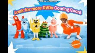 Yo Gabba Gabba DVD Trailer (2009)