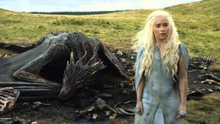 Game of Thrones Season 5: Episode #10 Clip - Dany is Surrounded (HBO)