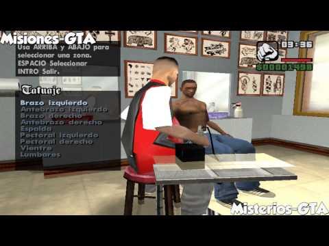 GTA San Andreas Truco Universal Desbloquear todo Parte Numero 1