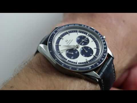 Xxx Mp4 Omega Speedmaster Moonwatch Chronograph CK 2998 Limited Edition 311 33 40 30 02 001 Watch Review 3gp Sex