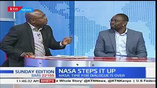 Sunday Edition: Jubilee warns NASA over assembly