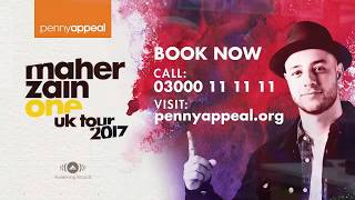 "Maher Zain - Exclusive UK ""One"" Tour 