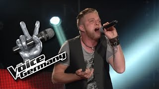 The Black Crownes - Hard To Handle | Jan Gülle Cover | The Voice of Germany 2017 | Blind Audition