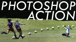 ULTIMATE Sports Photography with Photoshop