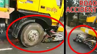 Dangerous Road Accident in Bangladesh Live Must Watch | Truck Vs Rickshaw | BanglaDesk