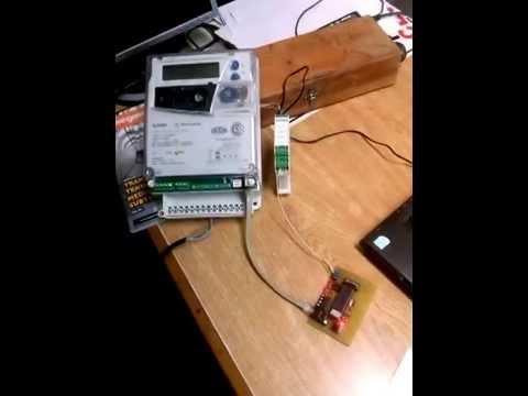 Conversor IEC1107-Modbus para SL7000