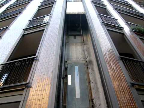 Old Schindler elevator