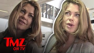 Kathy Ireland: Check Out My Massive Diamond! | TMZ TV