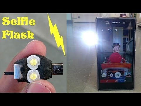 Xxx Mp4 How To Make A Selfie Flash For Mobile Phone At Home 3gp Sex