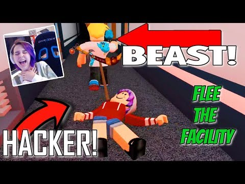 CHAD the BEAST and AUDREY the HACKER in ROBLOX!