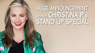 Big Announcement About Christina P's Special
