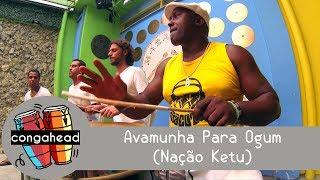 Avamunha Para Ogum (Nação Ketu)