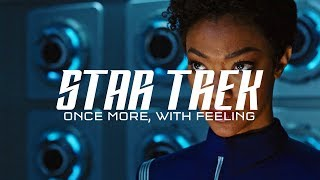 Is Discovery Really Star Trek? Or Something Else?