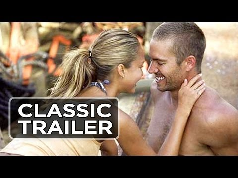 Xxx Mp4 Into The Blue Official Trailer 1 Paul Walker Jessica Alba Movie 2005 HD 3gp Sex