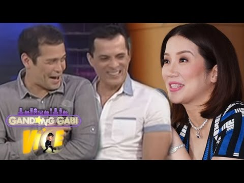 GGV Alvin and Paul on Kris Aquino