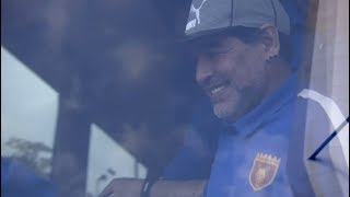 #DTVK: Maradona is aangekomen!