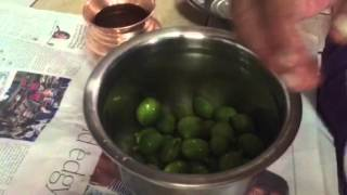 How to make Maavadu, Mavadu pickle recipe