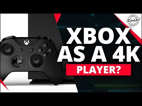 Xxx Mp4 Xbox One X S As 4K Blu Ray Player Pros And Cons 3gp Sex