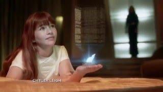 Supergirl│ ' We hunt  aliens , she is one'   Flashback │1 02│ pt 3