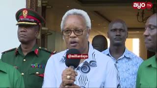 "Lowassa afunguka mbele Rais Magufuli ""CCM oyee, nimerudi nyumbani sina mengi"""