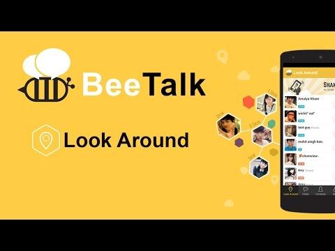 Xxx Mp4 Cara Mencari Teman Baru Menggunakan Fitur Look Around Pada BeeTalk 3gp Sex