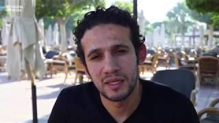 لقاء خاص مع مدير التعاقدات محمد فضل