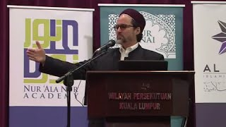 *FULL* The Devils Trap ~ Shaykh Hamza Yusuf ~ NEW Malaysia 2014!!