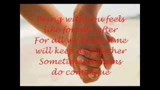 If I Give You My Heart by Toni Gonzaga with lyrics