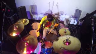 Urbandub - Endless a silent whisper Drumcam (raw & unedited)
