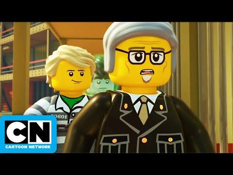 Jailbreak | Ninjago | Cartoon Network