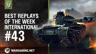 Best Replays of the Week International #43