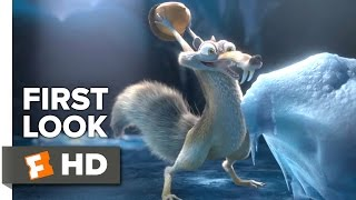 Ice Age Collision Course - Cosmic Scrat-tastrophe Official First Look 2015 - Animated HD