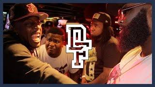 DNA & K-SHINE VS MARVWON & QUEST MCODY | Don't Flop Rap Battle