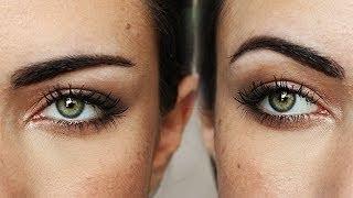 How To: Change The Shape Of Your Eyebrows  | MakeupAndArtFreak