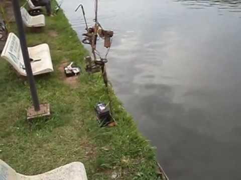 vara automatica video 2 2 retirada do peixe