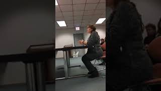 CPS Parents & RYH Sped Advocates testify, ISBE Board Meeting 11 17 17