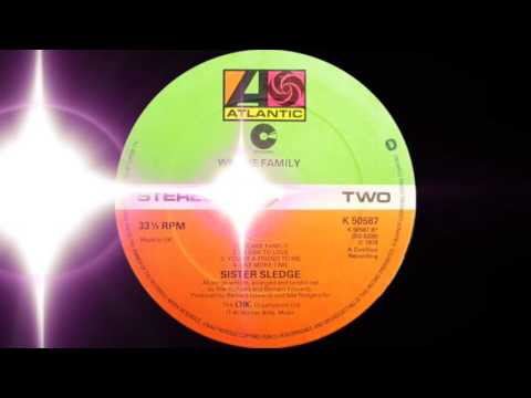 Download Sister Sledge - We Are Family (Atlantic Records 1979)
