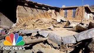 Inside One Iranian Village Devastated By Sunday