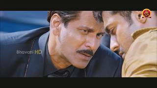 Surya Finishes Manoj Bajpayee In His Style - Climax Scene - Surya Movie Scenes