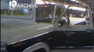WAVY Archive: 1980 Norfolk Ford Plant