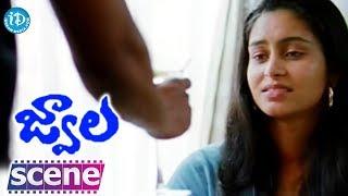 Jwala Movie - Vaibhav Reddy, Abhinaya Love Scene