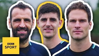 Chelsea keepers