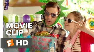 Sleeping with Other People Movie CLIP - Birthday Party (2015) - Jason Sudeikis Comedy HD