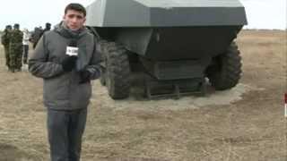 Prototip de transportor blindat 100% ROMANESC